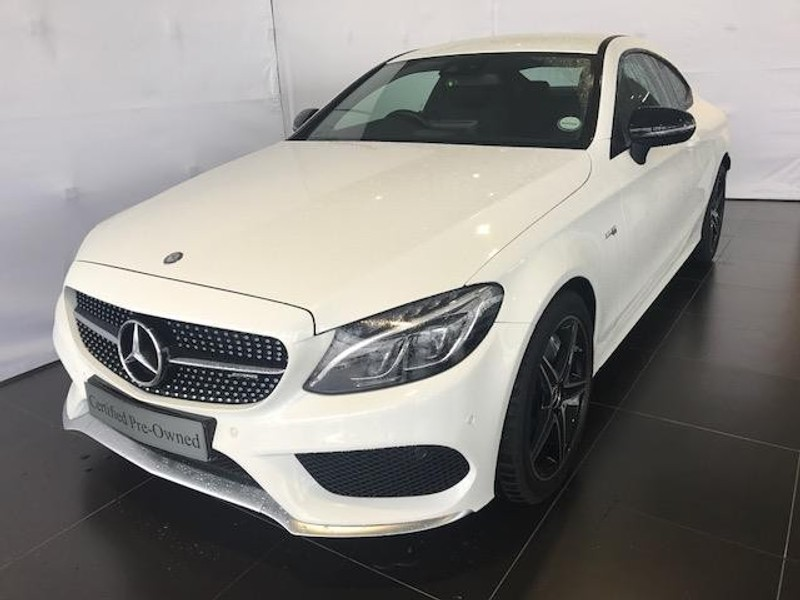 used mercedes benz c class amg c43 coupe for sale in western cape id 2983951. Black Bedroom Furniture Sets. Home Design Ideas