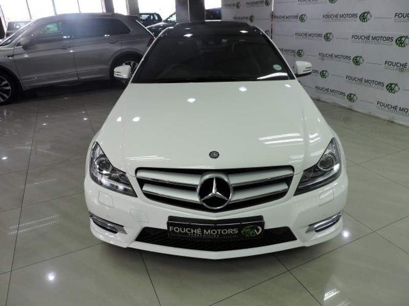 used mercedes benz c class c250 coupe amg sport for sale. Black Bedroom Furniture Sets. Home Design Ideas