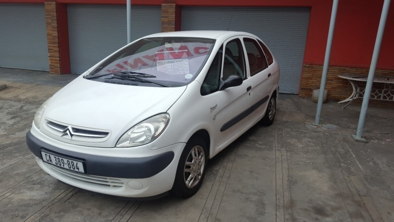 Used Citroen Picasso 1 8 For Sale In Western Cape Cars