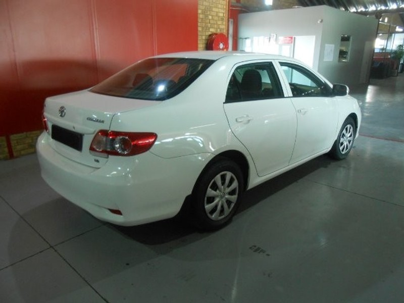 Toyota Remote Start Cost >> Used Toyota Corolla 1.3 Professional for sale in Gauteng - Cars.co.za (ID:2984959)