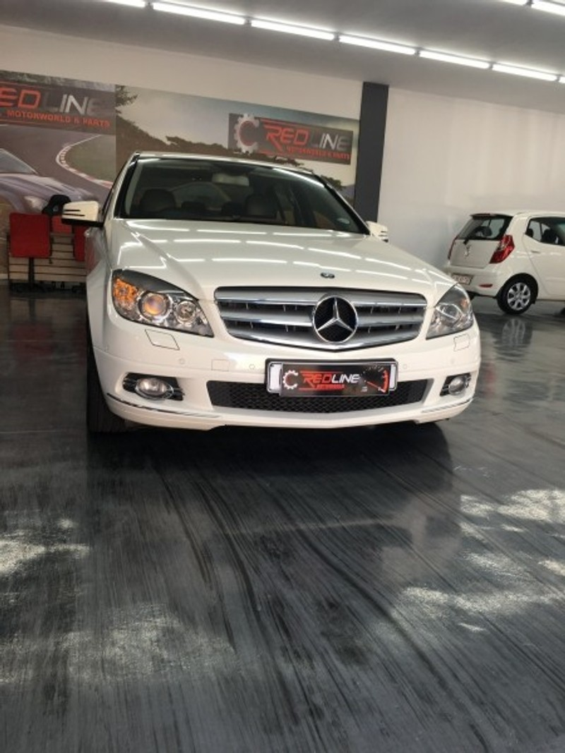 Used mercedes benz c class c200k avantgarde a t for sale for Mercedes benz c class sale
