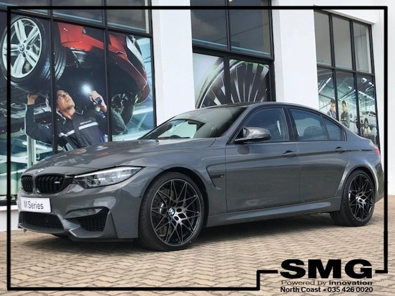 Used Bmw M3 M Dct Competition For Sale In Kwazulu Natal