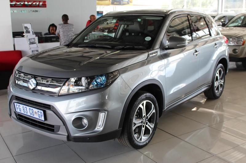 Suzuki Vitara Glx Dealer Options
