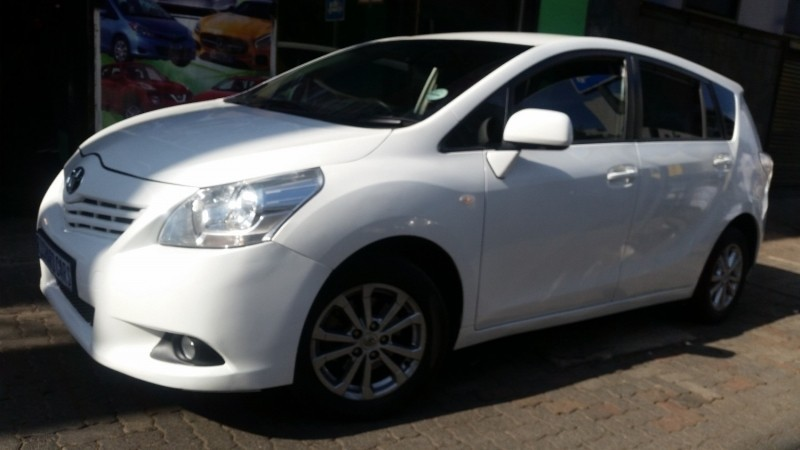 used toyota corolla verso 1800 for sale in gauteng id 2985933. Black Bedroom Furniture Sets. Home Design Ideas