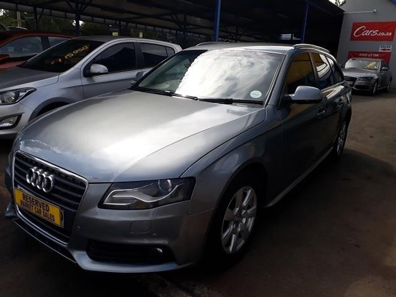 Used Audi A4 1 8t Avant Ambition B8 For Sale In Gauteng