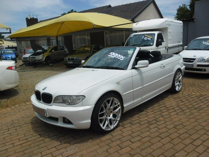 used bmw 3 series 330i ci convert sport a t e46 for sale. Black Bedroom Furniture Sets. Home Design Ideas
