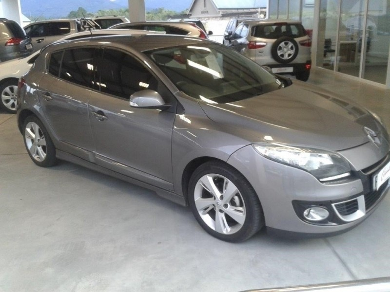 used renault megane iii dynamique 5dr for sale in western cape id 2989979. Black Bedroom Furniture Sets. Home Design Ideas