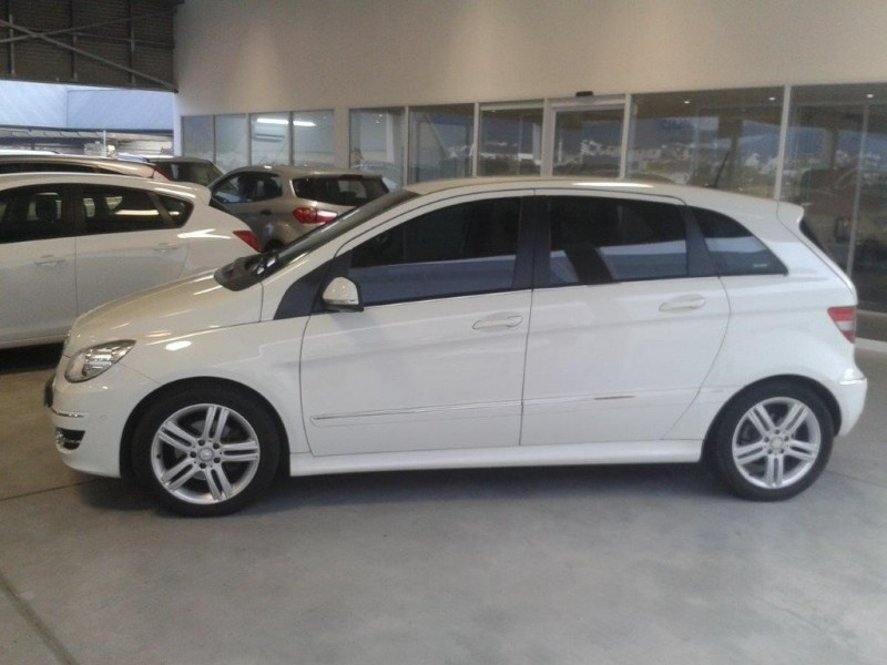 Used mercedes benz b class b 200 cdi auto for sale in for Service plan b mercedes benz