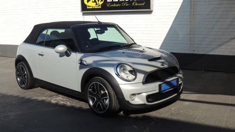 Used Mini Cooper S Convertible For Sale In Gauteng Cars