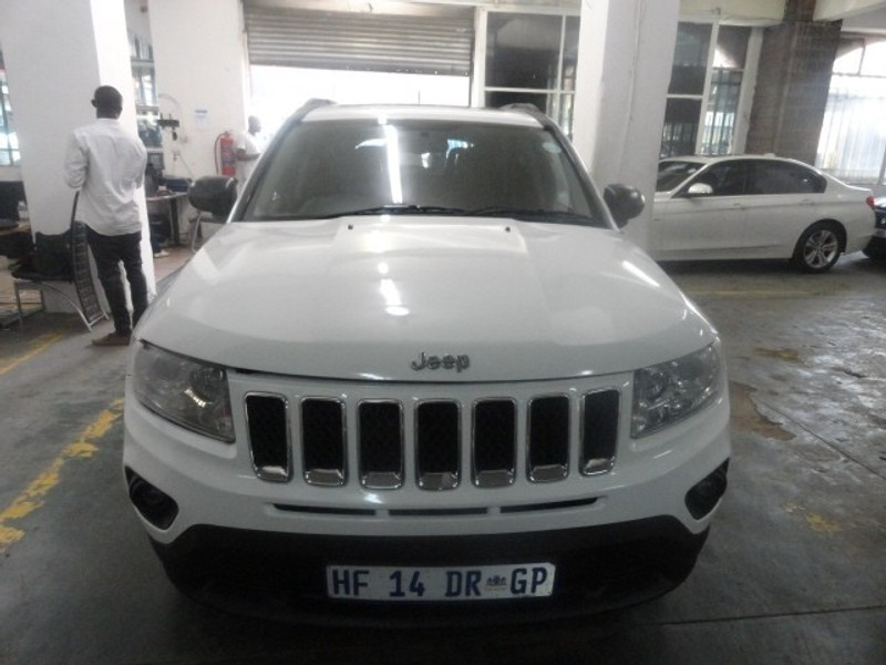 used jeep compass 2 0 for sale in gauteng id 2990373. Black Bedroom Furniture Sets. Home Design Ideas