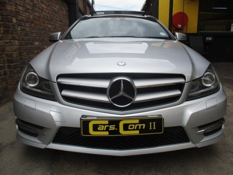 used mercedes benz c class c250 be coupe a t for sale in gauteng id 2990877. Black Bedroom Furniture Sets. Home Design Ideas
