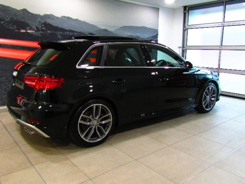Used Audi S3 Sportback Stronic 228kw For Sale In Kwazulu