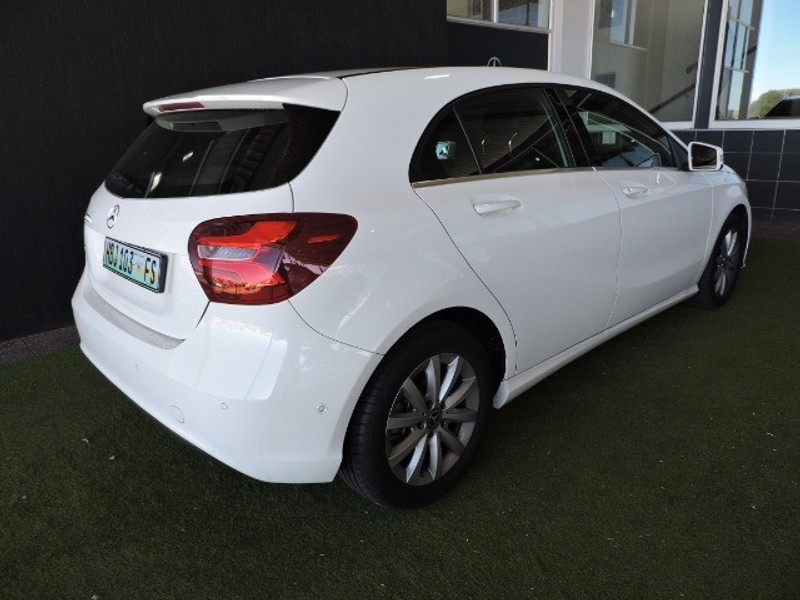 Used mercedes benz a class a 200 style auto for sale in for Mercedes benz seat belt purse