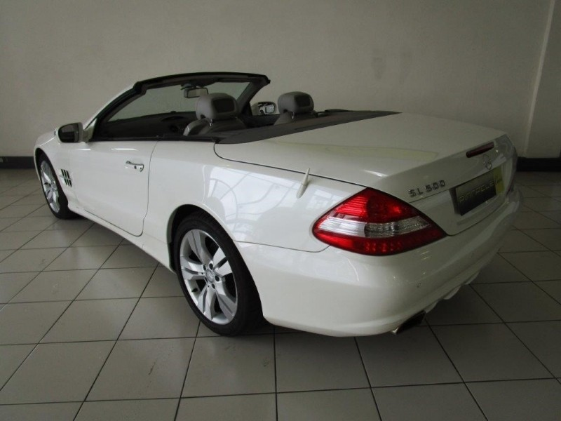 Used mercedes benz sl class sl500 for sale in gauteng for 2008 mercedes benz sl500
