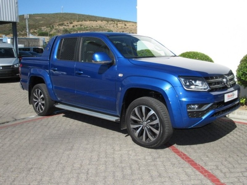 Used Volkswagen Amarok 2 0 Bitdi Highline Ex 132kw 4motion
