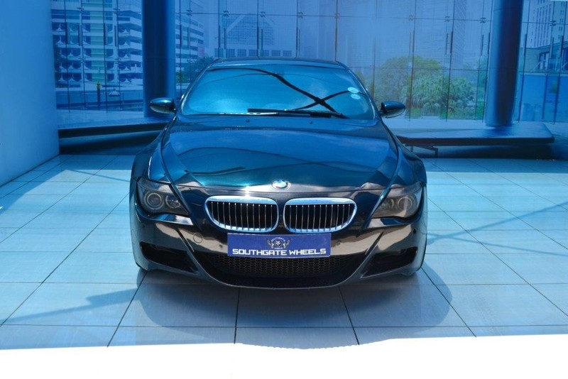 Used Bmw 6 Series 645ci Coupe A T E63 For Sale In