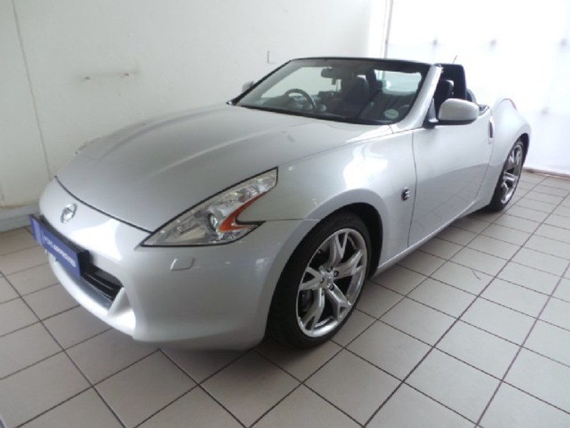 used nissan 370z roadster a t for sale in gauteng id 2993881. Black Bedroom Furniture Sets. Home Design Ideas