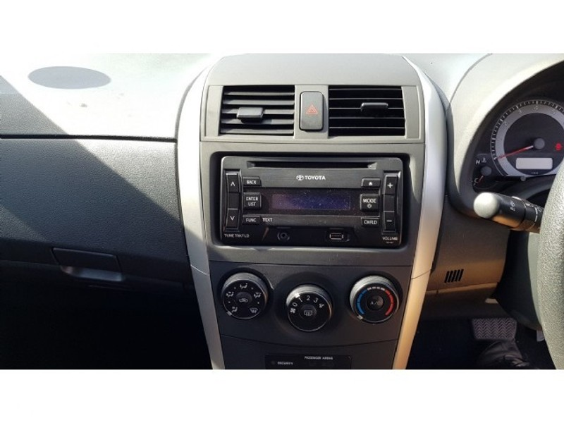 Used Toyota Corolla Quest 1 6 Auto For Sale In Kwazulu