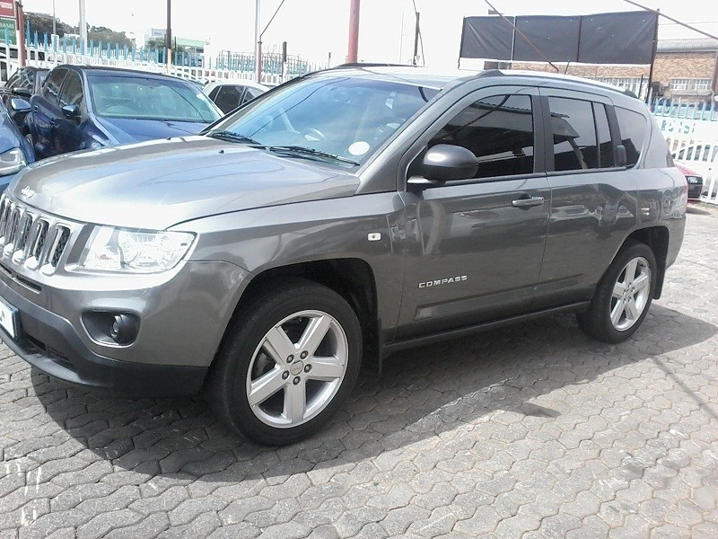 used jeep compass 2 0 ltd for sale in gauteng id 2994135. Black Bedroom Furniture Sets. Home Design Ideas