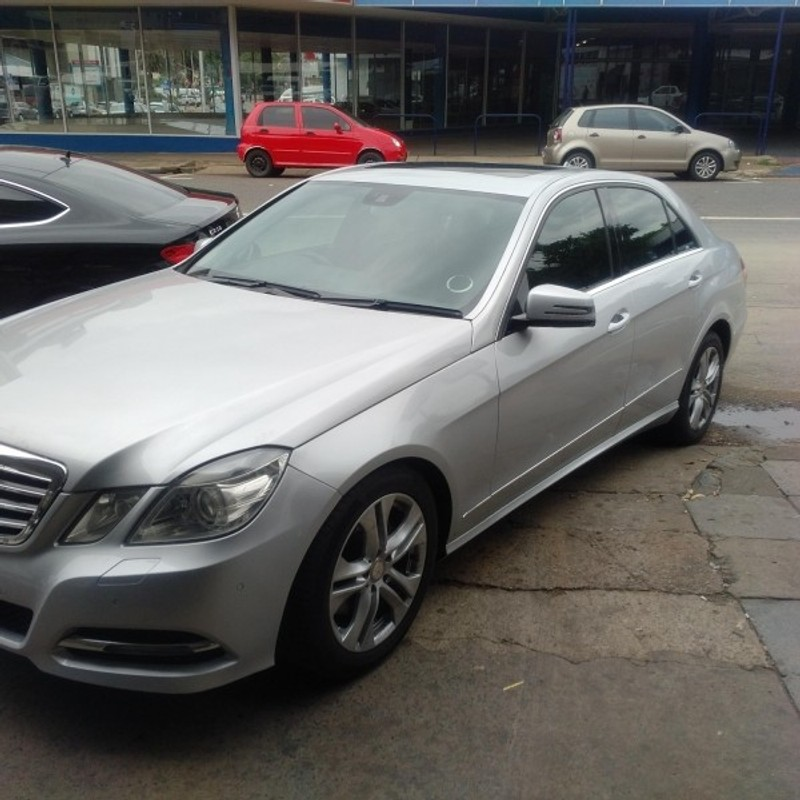 Used Mercedes Benz E Class E 350 Cdi Be Avantgarde For