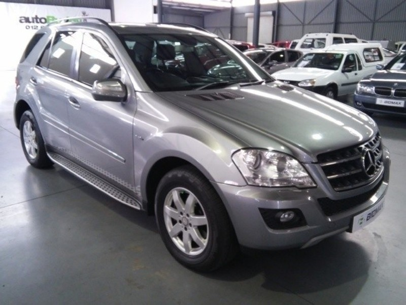 used mercedes benz m class ml 350 cdi a t for sale in gauteng id 2994785. Black Bedroom Furniture Sets. Home Design Ideas