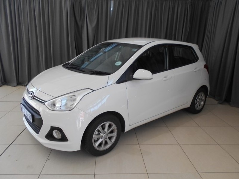 used hyundai i10 grand i10 fluid limited edition for sale in gauteng id 2994827. Black Bedroom Furniture Sets. Home Design Ideas