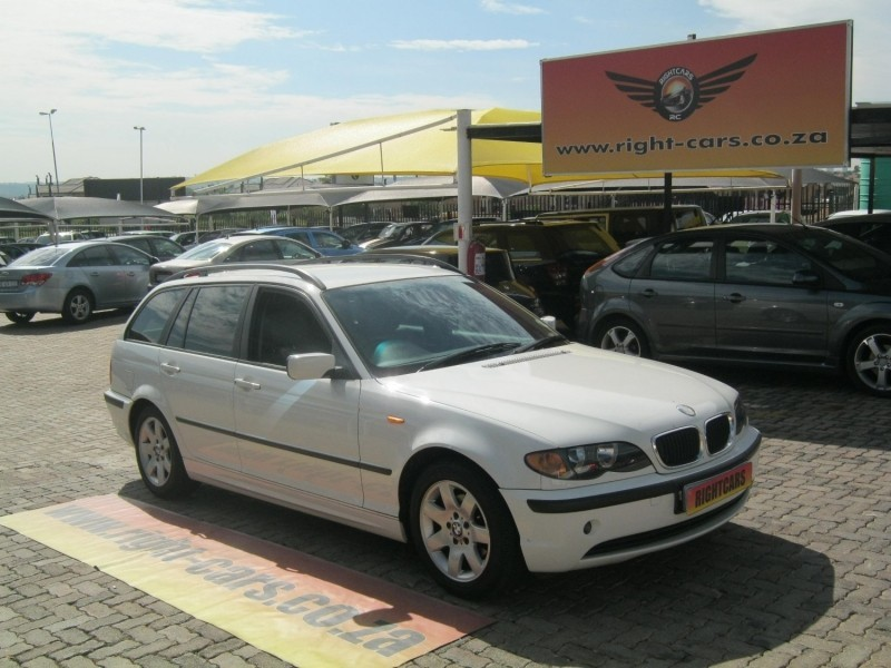 Used BMW 3 Series 318i Touring (e46) for sale in Gauteng ...