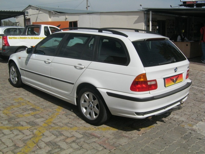 used bmw 3 series 318i touring e46 for sale in gauteng id 2995145. Black Bedroom Furniture Sets. Home Design Ideas