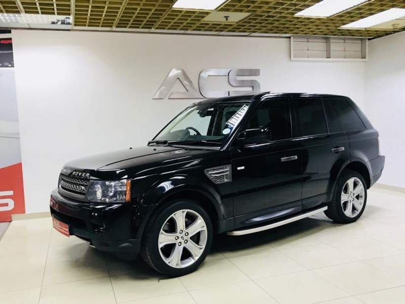 used land rover range rover sport 5 0 supercharged dynamic fully loaded for sale in gauteng. Black Bedroom Furniture Sets. Home Design Ideas
