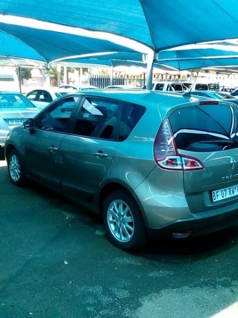 used renault scenic 1 6 expression for sale in gauteng id 2995647. Black Bedroom Furniture Sets. Home Design Ideas