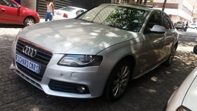 Pre owned audi a4 for sale in gauteng 10