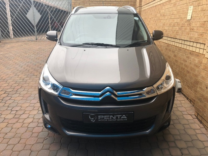 used citroen c4 aircross 4x4 for sale in gauteng id 2997084. Black Bedroom Furniture Sets. Home Design Ideas