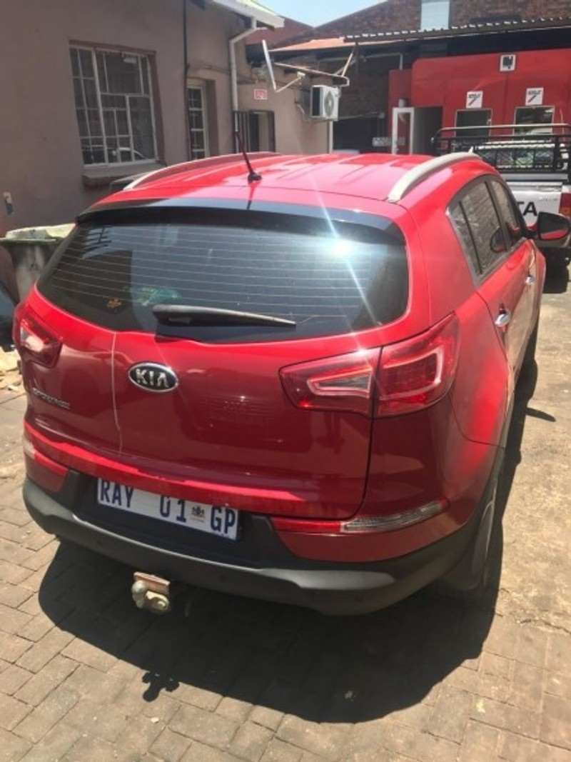 used kia sportage 2 0 a t for sale in gauteng id 2997334. Black Bedroom Furniture Sets. Home Design Ideas