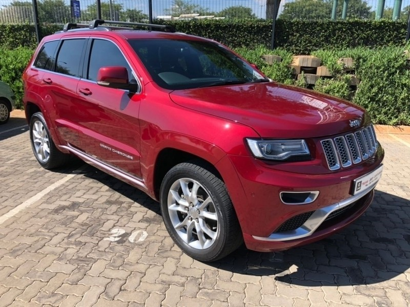 used jeep grand cherokee 3 0l v6 crd summit for sale in gauteng id 2999334. Black Bedroom Furniture Sets. Home Design Ideas