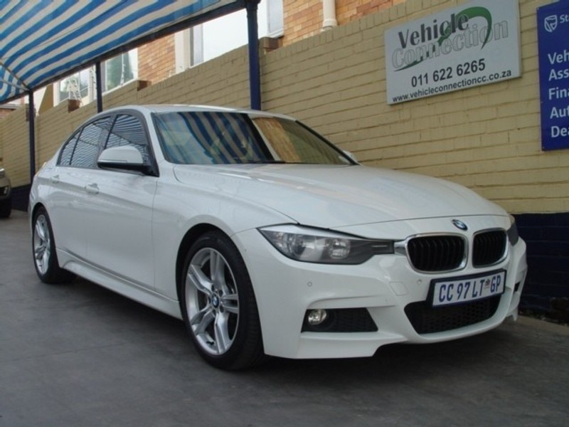 Used BMW Series I M Sport Line At F For Sale In Gauteng - 2012 bmw 335i m sport