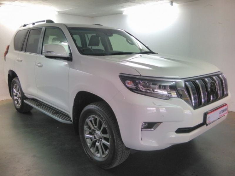 Used Toyota Prado Vx L 3 0d Auto For Sale In Limpopo