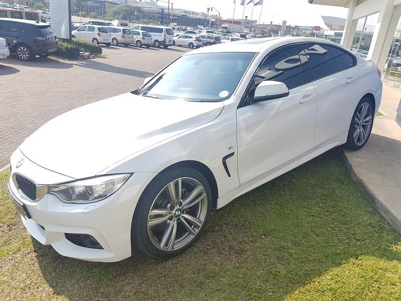 used bmw 4 series 428i gran coupe m sport auto for sale in mpumalanga id 3002622. Black Bedroom Furniture Sets. Home Design Ideas