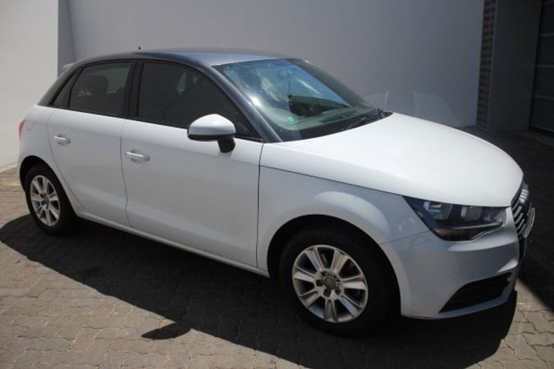 Used Audi A1 Sportback 1 4t Fsi Attraction For Sale In
