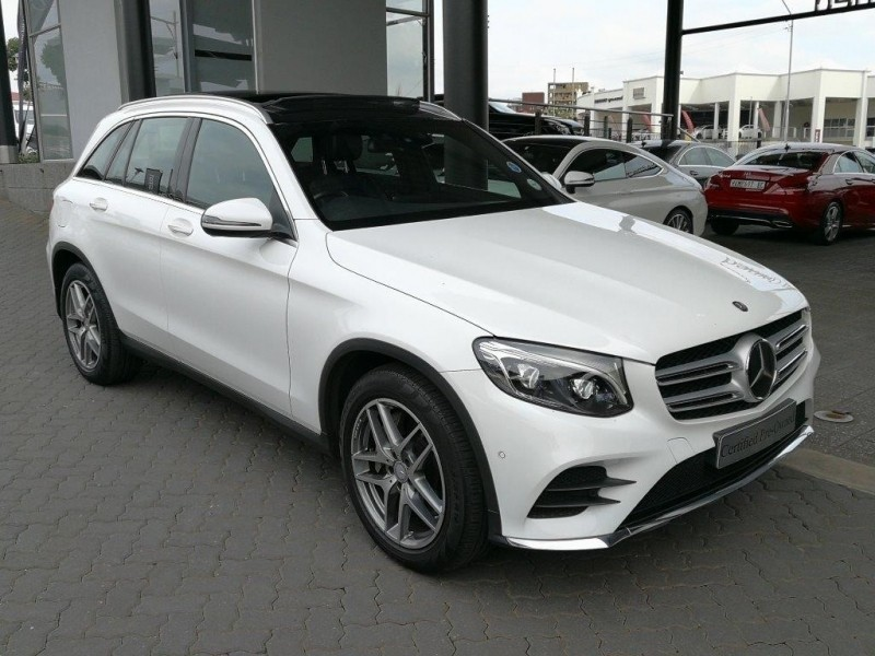 used mercedes benz glc 300 amg for sale in gauteng id 3003714. Black Bedroom Furniture Sets. Home Design Ideas