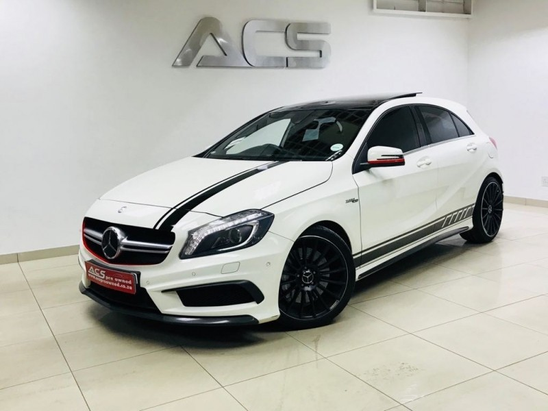 Used mercedes benz a class a45 amg performance pack nav for Mercedes benz seats for sale