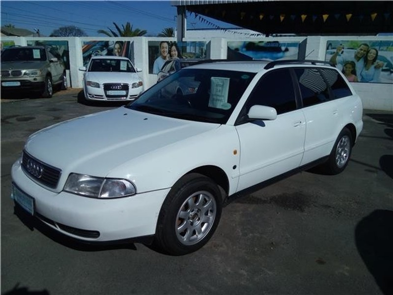 used audi a4 1 8 avant a t for sale in western cape id 3005908. Black Bedroom Furniture Sets. Home Design Ideas