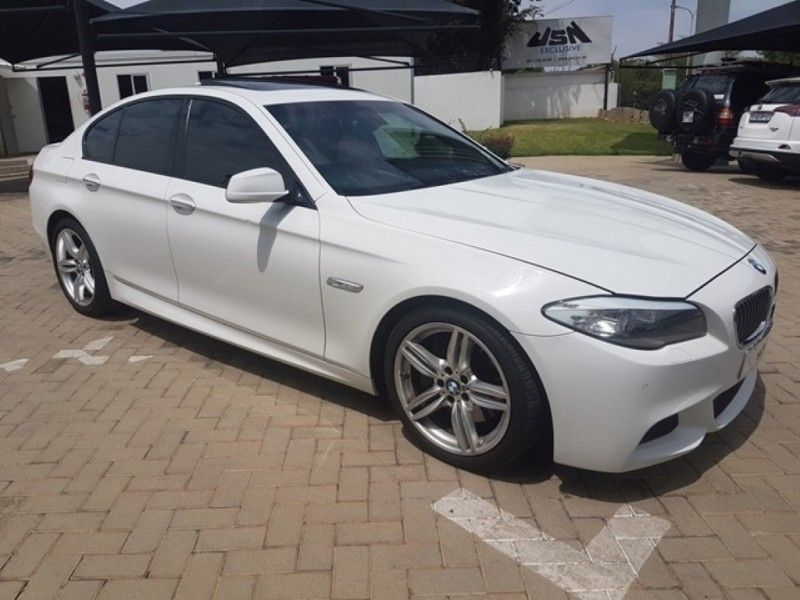 used bmw 5 series 535d m sport a t for sale in gauteng id 3006264. Black Bedroom Furniture Sets. Home Design Ideas