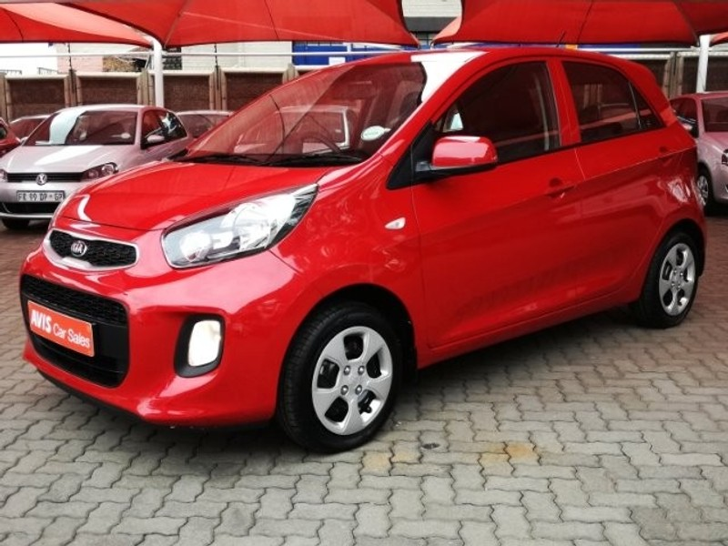 used kia picanto 1 0 lx for sale in gauteng id 3006522. Black Bedroom Furniture Sets. Home Design Ideas