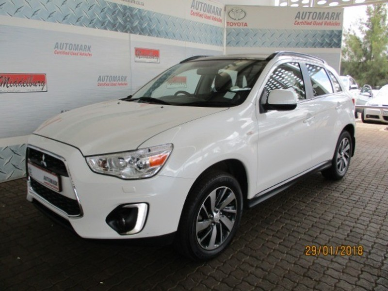 used mitsubishi asx 2 0 gls for sale in mpumalanga cars. Black Bedroom Furniture Sets. Home Design Ideas