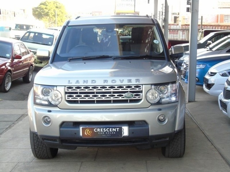 Used Land Rover Discovery 4 3 0 Sdv6 Hse For Sale In