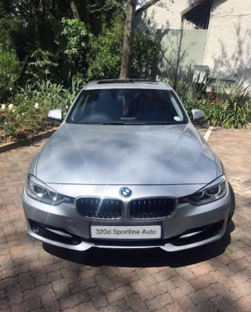Used BMW 3 Series 320d M Sport Line A/t (f30) For Sale In