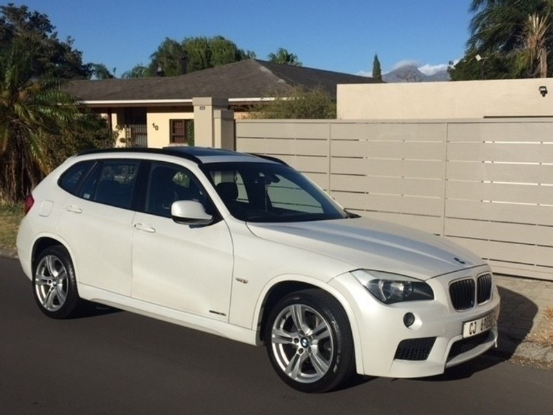 used bmw x1 sdrive18i m sport a t for sale in western cape. Black Bedroom Furniture Sets. Home Design Ideas
