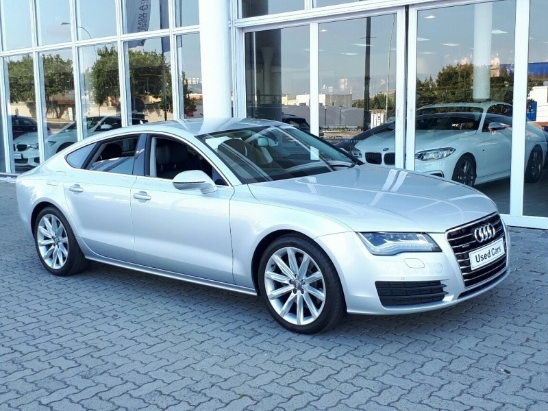 used audi a7 sportback quat stronic for sale in western cape id 3009392. Black Bedroom Furniture Sets. Home Design Ideas