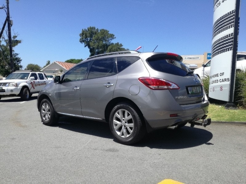 used nissan murano l24 for sale in eastern cape id 3010324. Black Bedroom Furniture Sets. Home Design Ideas