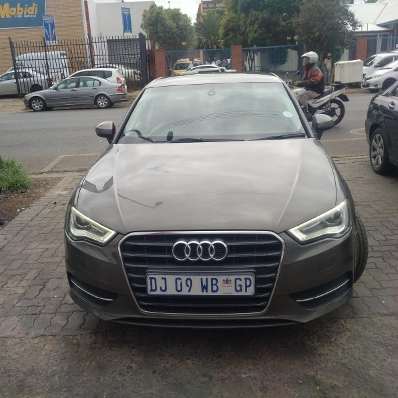 Used Audi A3 1.4T FSI SE Stronic For Sale In Gauteng